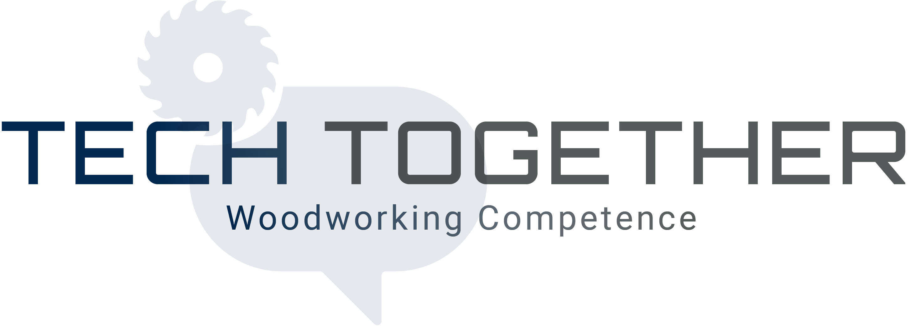 Tech Together – Woodworking Competence.
